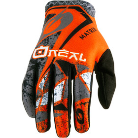 O'Neal Matrix Gloves Zen orange